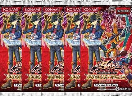 Duelist Pack Yusei 5d's Yusei 2 Duelist Booster