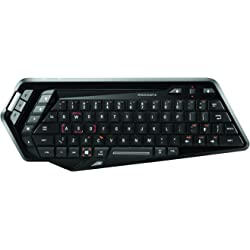 Mad Catz S.T.R.I.K.E. M Bluetooth Gaming Keyboard - Black