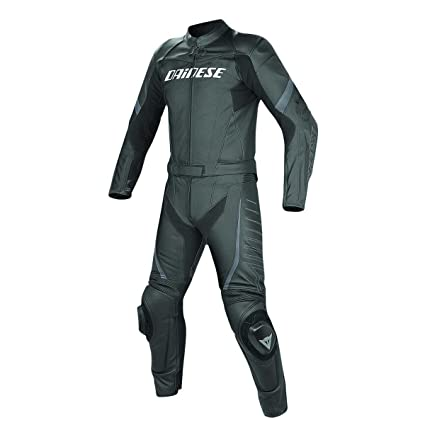 Dainese 1513417_777_54 TRacing Div Estiva, Blanc/Noir/Rouge, Taille : 54