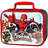 Thermos Soft Lunch Kit, Spiderman(Style may vary)