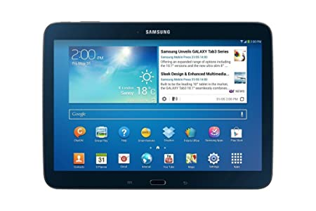 "Samsung 3 10.1 Tablette Tactile 10.1 "" Android Noir"