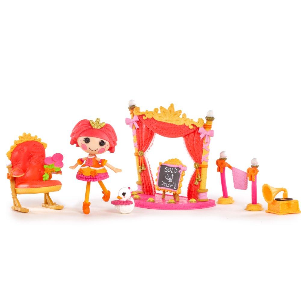 Lalaloopsy Mini Dolls Playset Packs Diary Of A Dollhouse