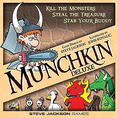 Munchkin Deluxe by Steve Jackson Games