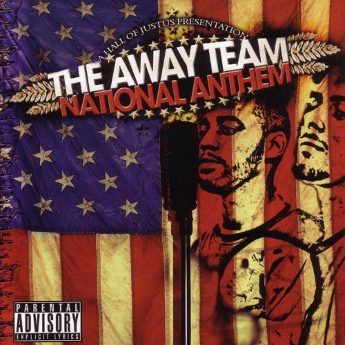 The Away Team-National Anthem-CD-FLAC-2005-Mrflac