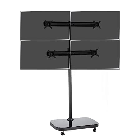 VESA TV stand 50 75 100 for 4 screens in matrix 2x2