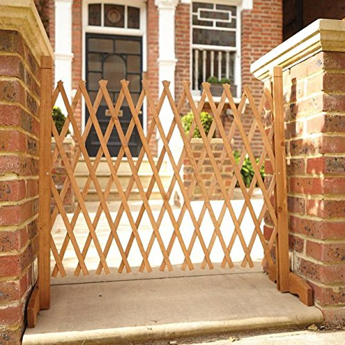 expanding-fence-90cm-high-solid-wooden-protection-indoor-outdoor-garden