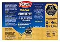 Gumout 800001364 Regane Complete Fuel System Cleaner, 6 oz. from Gumout