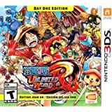 One Piece Unlimited World Red Day One Edition Nintendo 3DS