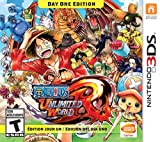 One Piece Unlimited World Red: Nintendo 3DS Day 1 Edition
