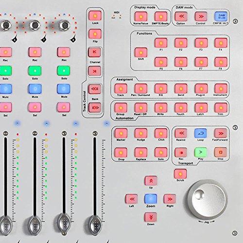 iCON QCon Pro USB Midi Controller - 3