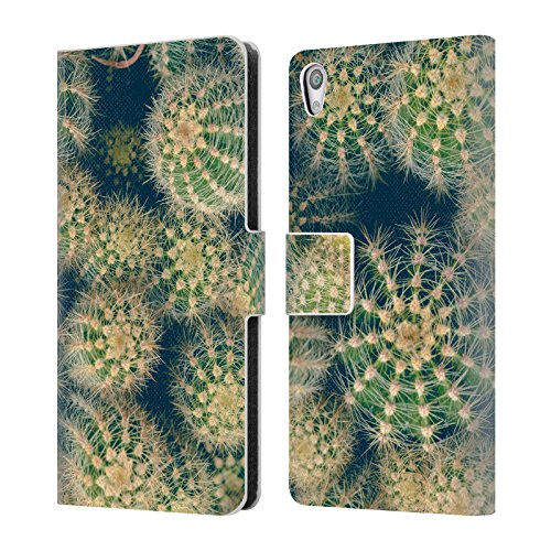 official-olivia-joy-stclaire-cactus-tropical-leather-book-wallet-case-cover-for-sony-xperia-xa-dual