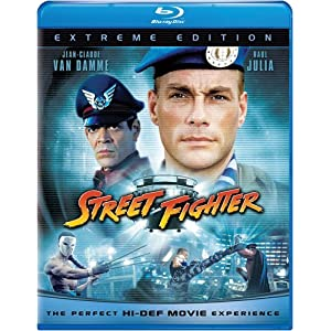 Street Fighter [Blu-ray] [Import anglais]