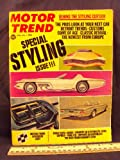1966 66 April MOTOR TREND Magazine (Features: Road Test on Plymouth Hemi, Carprice '427', & Ford LDT, + Mercedes 200, Volvo 122-S, & Toyota Corona)