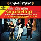 Say, Darling (1958 Original Broadway Cast)