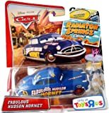 Exclusive Disney/Pixar Cars Radiator Springs Classic Fabulous Hudson Hornet
