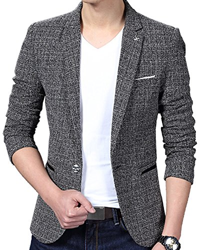 Aishang-Mens-Slim-Fit-Casual-One-Button-Formal-Suit-Blazer-Coat-Jacket-Tops