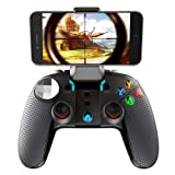 IPEGA-PG-9099 Wireless Joystick Gamepad Game Controller Compatible with Android/Samsung Galaxy S9/S9+ Galaxy note9 S10/S10 + Huawei MateX Oppo R17 VIVO X27 Tablet (Renewed)