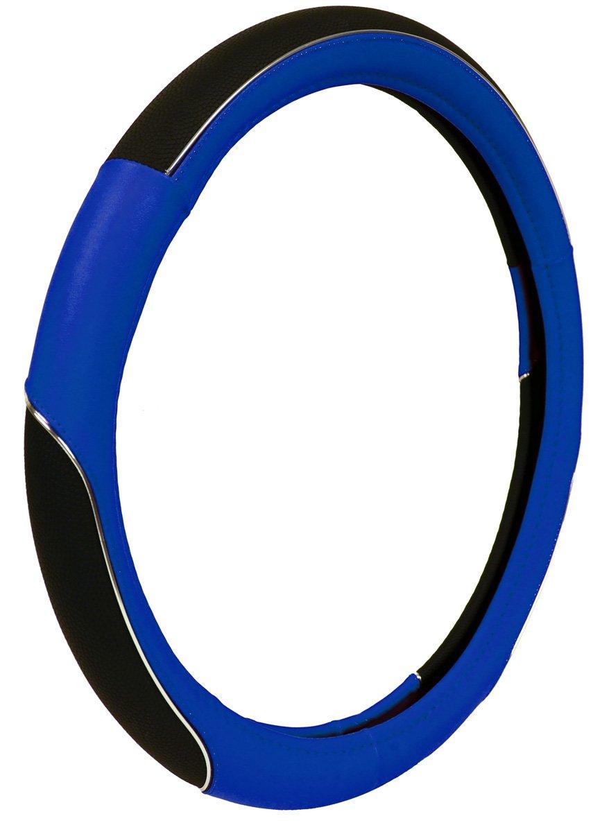Blue Steering Wheel Steering Wheel Cover