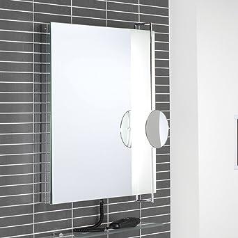 0549 Sakito a basso consumo, illuminazione per il bagno con specchio, IP44