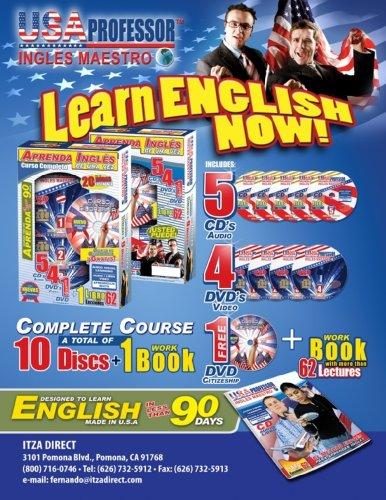 Learn English USA Professor
