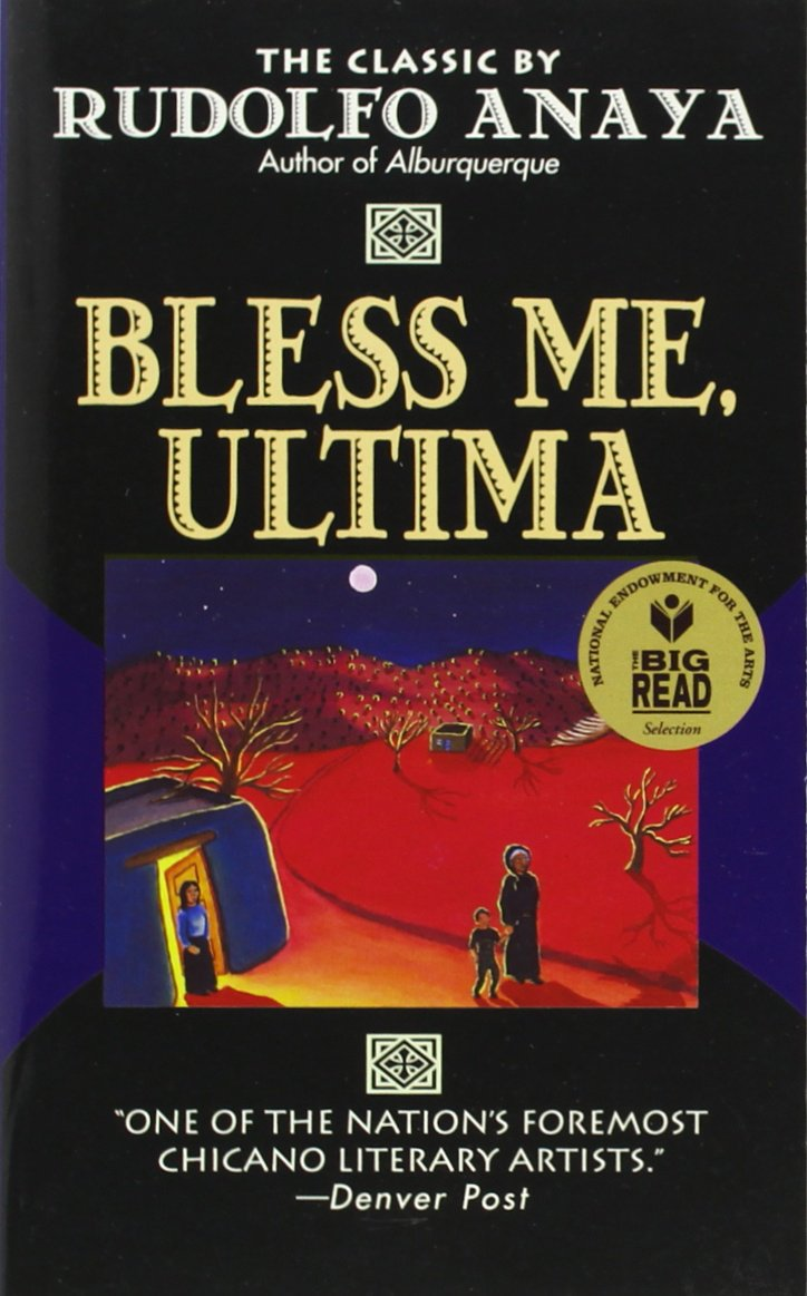 a literary analysis of bless me ultima Bless me ultima is a who saidultima came to stay with us the  a literary technique where the disbelief of the reader and writer produces a.