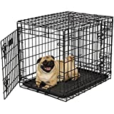 Midwest Ultima Pro Series Dog Crate 25 Inches by 19 Inches by 21 Inches