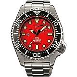 [ORIENT] Orient Watch WORLD STAGE Collection world stage collection Automatic (with manual winding) 300m saturation diving for divers WV0111EL Men