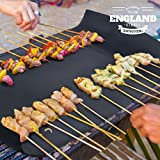 England+Strong Best BBQ Grill Mat (XL 19 x 15.75 inches)
