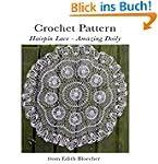 Crochet Pattern, Hairpin Lace - Amazi...