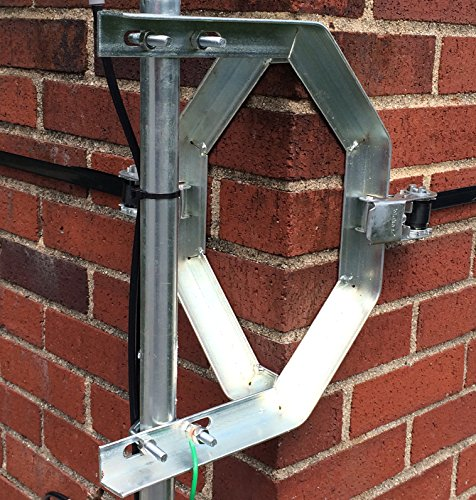 Cheapest Prices! 14 Stack Strap Chimney Mount Kit