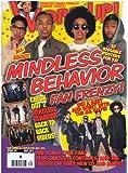 Word up Magazine (Mindless Behavior Fan Frenzy) May 2013