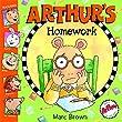 Arthur's Homework (Arthur Adventures (8x8))