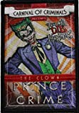 Batman DC Comics Joker Patch