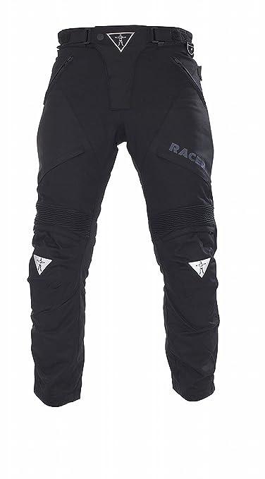 Racer Plus 1585 Adventure Pantalon de moto en Textile Noir
