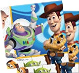 Party2U Toy Story 3 Napkins (Pack Of 20)