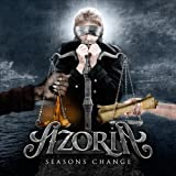 Azoria - Seasons Change [Japan CD] KICP-1681 by King Japan