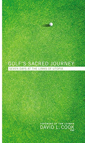 Golf's Sacred Journey: Seven Days at the Links of Utopia (Cook Golf compare prices)