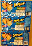 Three 5-packs of Dunkaroos Cookies - Vanilla Frosting