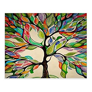 Amazon.com: Custom Beautiful Modern Art Abstract Painting ...