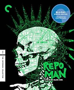 Repo Man (The Criterion Collection) [Blu-ray]