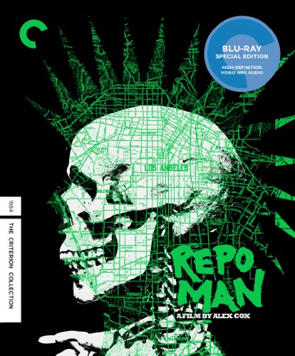 Cover art for  Repo Man (Criterion Collection) [Blu-ray]