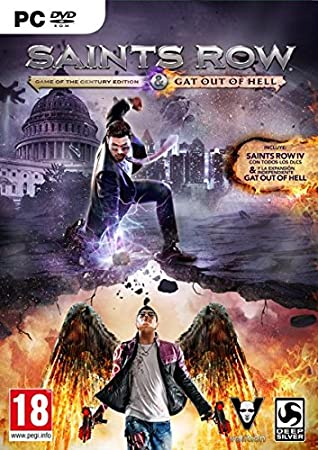 Saints Row IV: Re-Elected + Gat Out Of Hell - First Edition