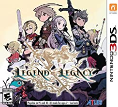 Atlus Software The Legend of Legacy - Nintendo 3DS