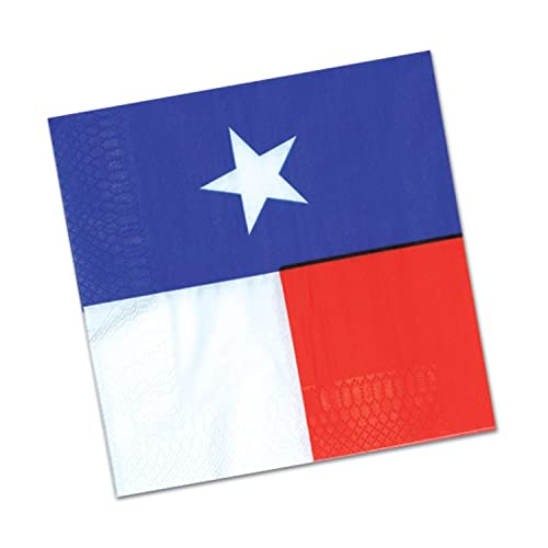 Beistle Texas Beverage Napkins