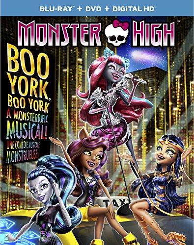 Monster High: Boo York Boo York