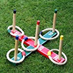 Cambridge Games Wooden Garden Quoits