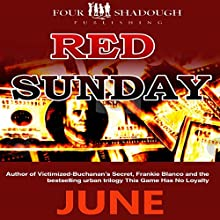 Red Sunday (       UNABRIDGED) by JUNE Narrated by B. A. Washington