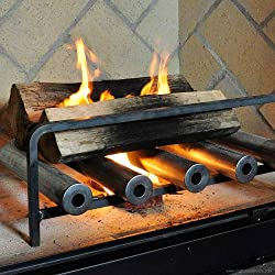 Spitfire Fireplace Heater - 4 Tube w/ Blower from Northline