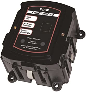 Eaton CHSPT2MICRO 120/240V 36kA Max Home Surge Protection