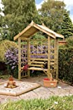Grange Fencing Ltd Carrara Arbour